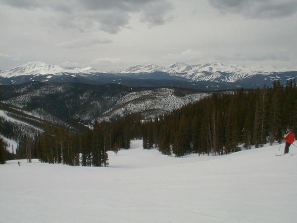 2001 Snowboarding in Colorado