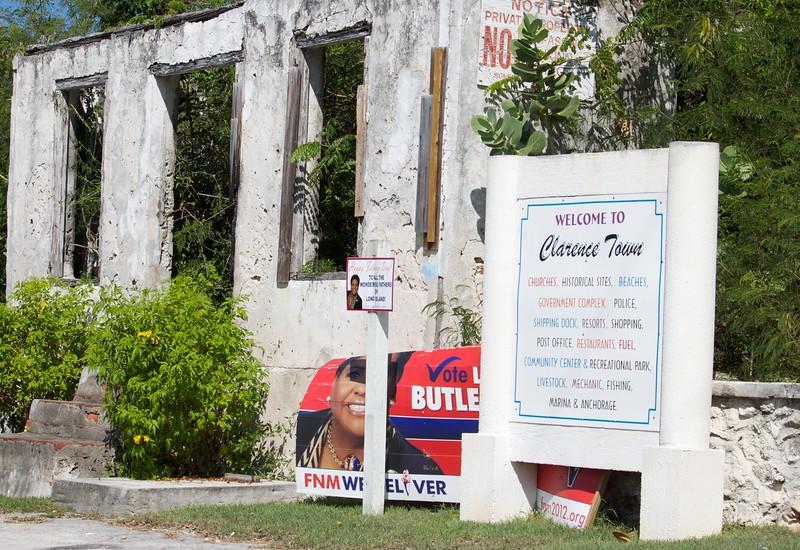 Clarence Town, Long Island, Bahamas