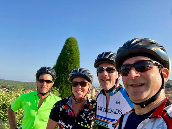 Day 7-Final Morning Ride and La Pedrera
