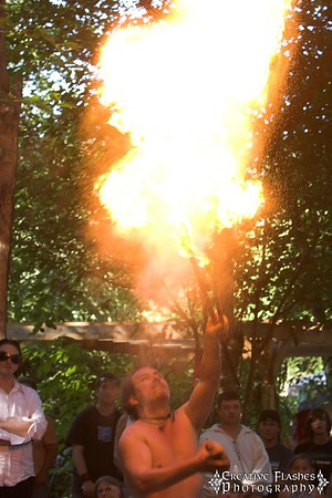 Thomas Wood the Pyrojuggler