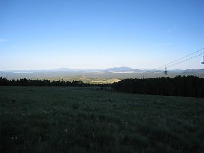 Mt. Humphrey's June 28th 2008