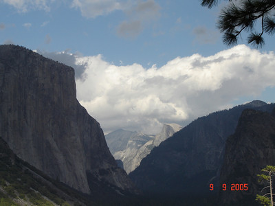 September 2005 Yosemite