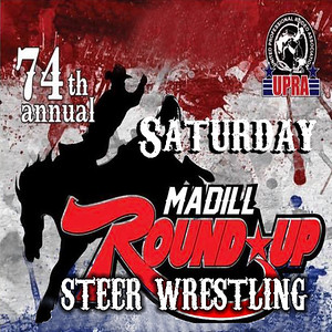 Saturday Night Steer Wrestling