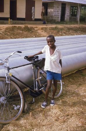 Eleme and Okrika, Nigeria, Scenes, 1966-67