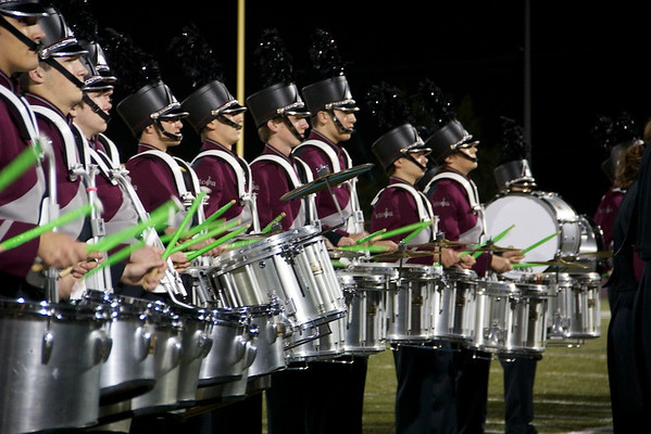 2011 CHS Marching Band