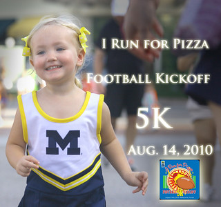 I Run for Pizza, 2010