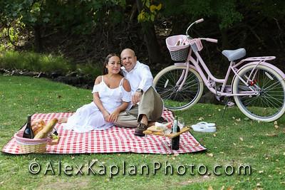 Engagement Session at Garret Mountain Reservation, Woodland Park, NJ by Alex Kaplan Photo Video