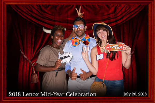Lenox Mid-year Celebration