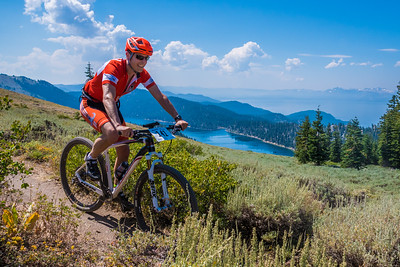 XTERRA Lake Tahoe Bike