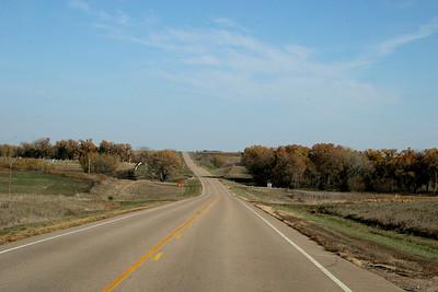 11/2/06 - Smith Center, KS to Missouri truck stop