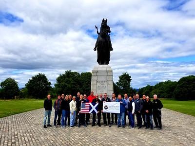 2019 NJSACOP/Scottish Police College Senior Leaders Course at Tulliallan Castle