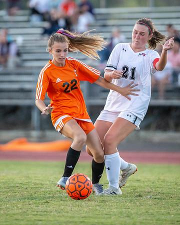 EHS V Girls Soccer vs CR