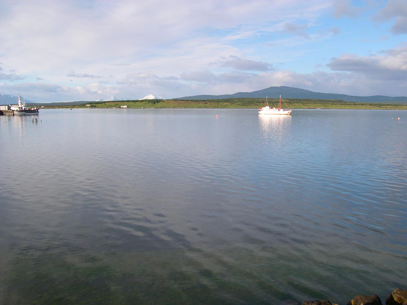 Puerto Natales, Chile,  southern patagonia