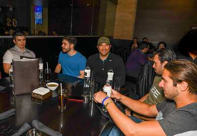 2019-03-27 Sponsors event and dinner