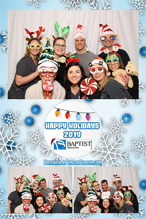 Baptist Medical Park Holiday Party 12-12-2019