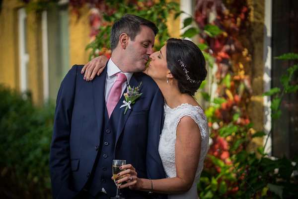 Aine & Drew Dunraven Arms Adare