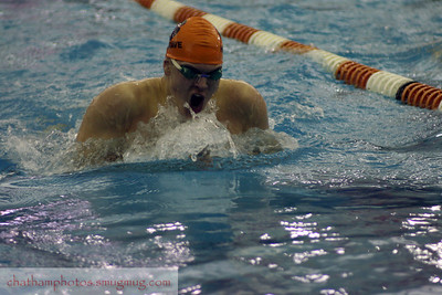 HMA Swimming