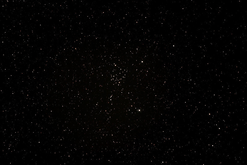 NGC6281 Open Cluster in Scorpius - 18/7/2012 (Processed stack)  DeepSkyStacker 3.3.2 Stacked 85% of 12 Images ISO 800 120 Sec, 76 DARK, 0 BIAS, 0 FLATS, Post-processed by Photoshop CS5  Telescope - Jean Marie Locci's PowerNewt 200mm at f/4 with Baader MPCC Coma Corrector, Hutech LPS-P2 filter, Canon 400D DSLR - field 64'x95', Ambient 7C. Mount - Skywatcher NEQ6 Pro. Guidescope - Orion ShortTube 80 with Star Shoot Auto Guider.