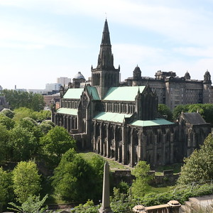 Glasgow Cathedral - 27 May 2018