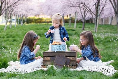 Bedard Girls - April 2016
