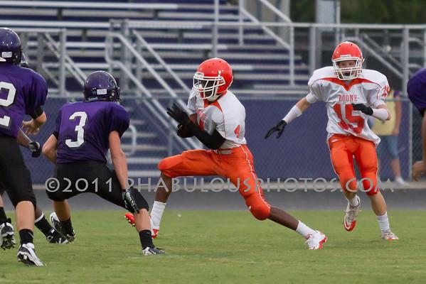Boone JV Football #15- 2011