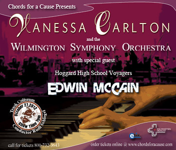 2012 Chords for a Cause Concert with Vanessa Carlton and special guest Edwin McCain and the Hogard High School Vaoyagers