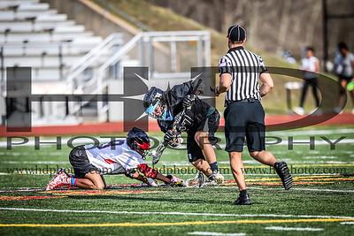 North Point vs Huntingtown, JV 3-27-17