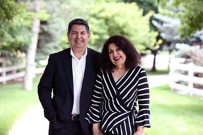 Derek Camunez/ Gloria Lara