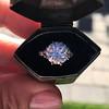 2.63ct Old European Cut Diamond Solitaire, GIA K VS2 9