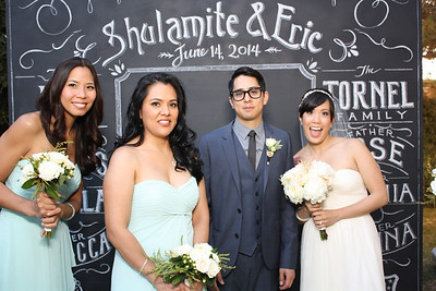 Shulie & Eric Tornel's Wedding - Individual Pictures