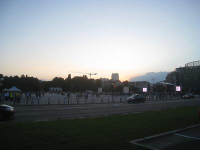 Warsaw Poland (August 2011)