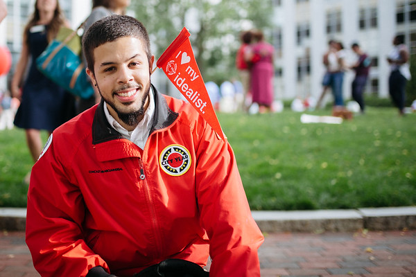 Corps Graduation 2015 - City Year Boston