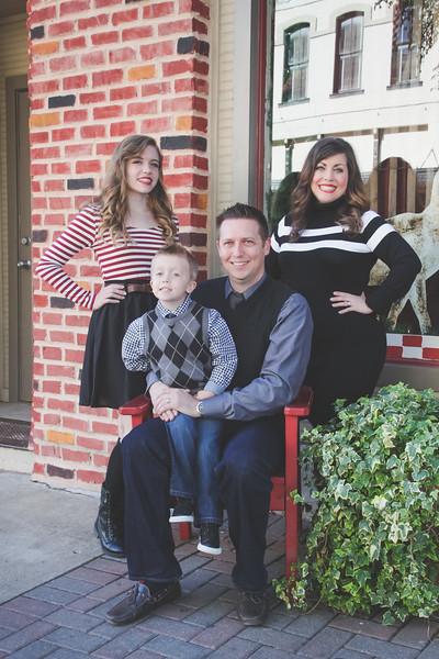 ERIN'S FAMILY FALL-WINTER 2014
