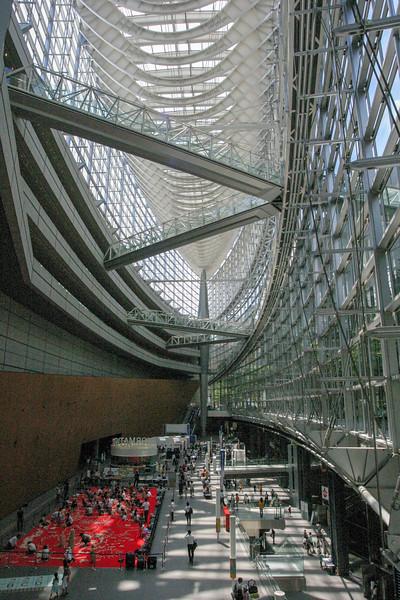 Tokyo International Forum - August 2007
