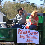 Christmas in Orangefield Parade 2019