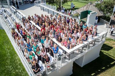 2014 BMW Championship Executive Womens Day