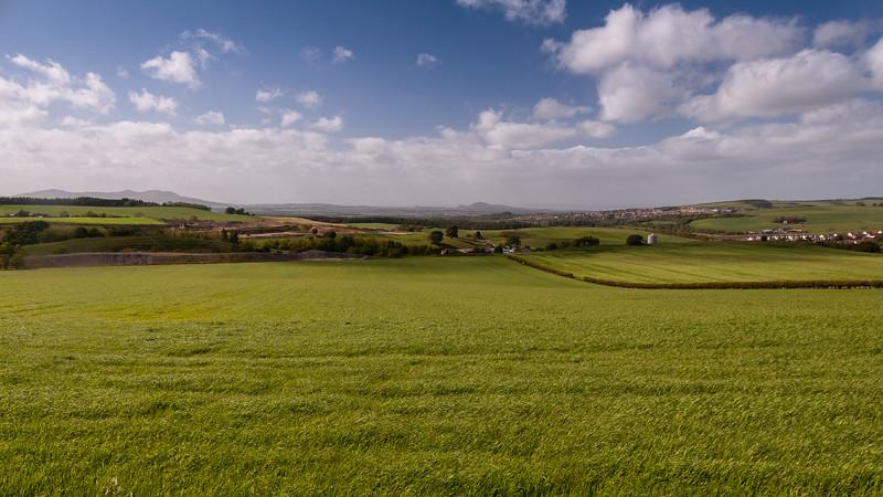 Midlothian landscape