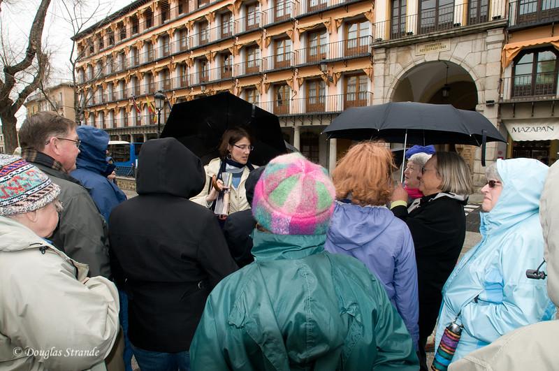 Wed 3/09 in Toledo: Filipa has a plan