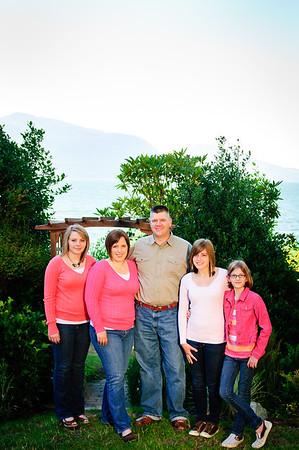 Owen family Aug 2010