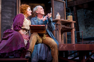 Sweeney Todd at Mill City Opera