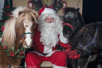 Pet Photos with Santa 12/10/16