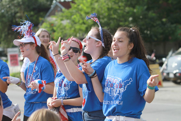 2016 Wimberley July Jubilee
