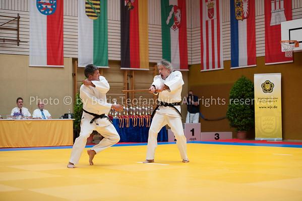 Deutsche Kata Meisterschaften 2015 Backnang
