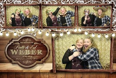 Weber Wedding Photobooth 11.24.2019