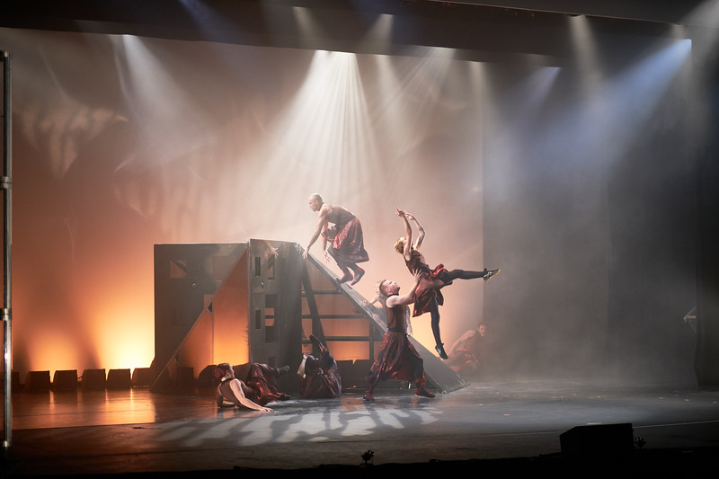 Dance Gala: DIAVOLO | Architecture in Motion