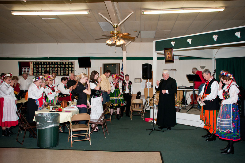 3rd Annual Dozynki Mass and Celebration