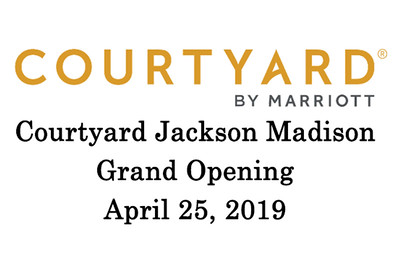 2019-04-25 Courtyard by Marriott Grand Opening