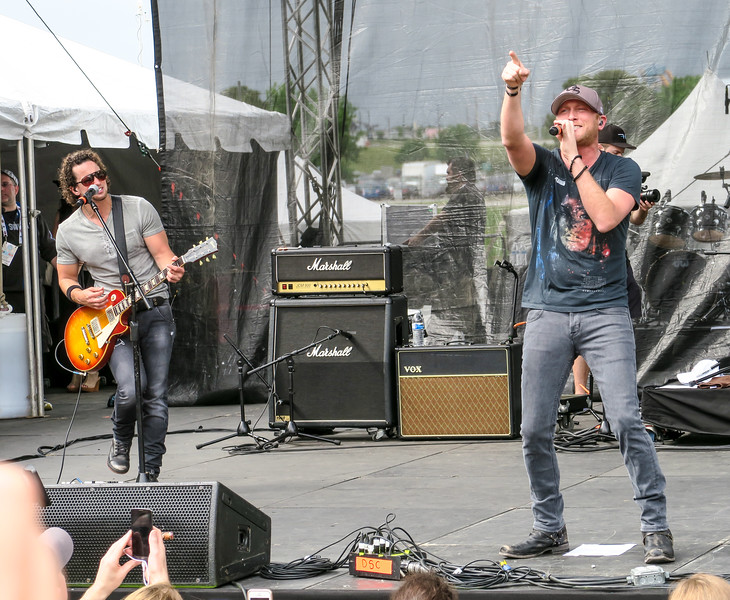 ACM Party for a Cause - Cole Swindle