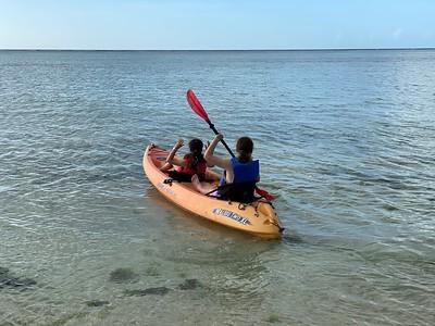 2021-03-27 Agana Sunset Kayaking