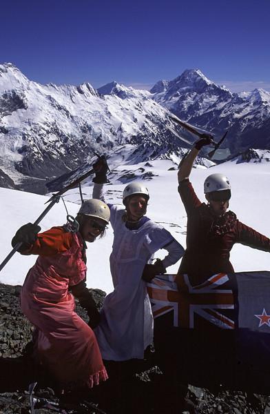 Annette Plateau - Sebastopol Ridge, 22 - 23 November 2003